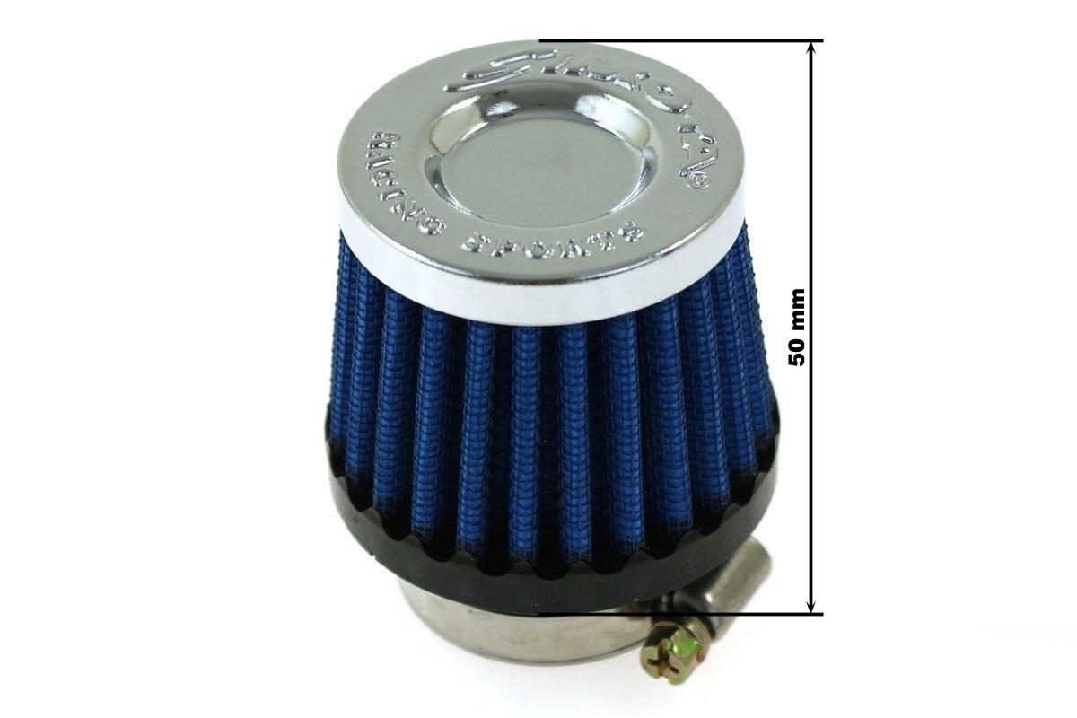 Moto Filtr stożkowy SIMOTA 35mm JAU-MA27223-23 - GRUBYGARAGE - Sklep Tuningowy